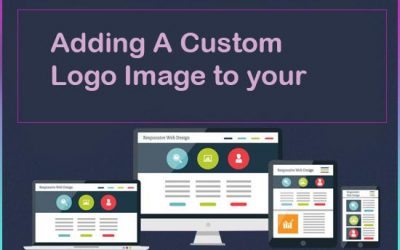 Adding A Custom Logo Image to your website